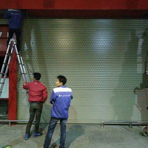 Sửa chữa cửa cuốn tại Nghệ An