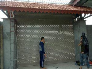 Sửa chữa cửa cuốn tại vinh